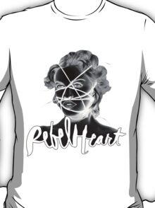 Madonna Rebel Heart - Inverted T-Shirt