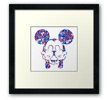butterfly kush Framed Print