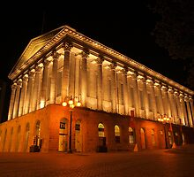 Birmingham Town Hall by Mark Durant