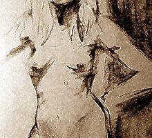 Nude Stare by Zack Nichols