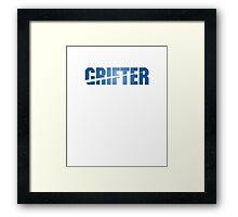 Leverage Grifter Framed Print