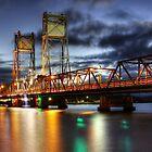 Clyde River Bridge by Christopher Meder
