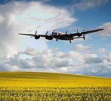 Lancaster Springtime  by J Biggadike