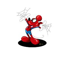 SpiderMouse by Sugarsop