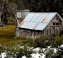 Wallace Hut by Mark Ingram
