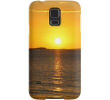 Golden Sunset - Seisa Samsung Galaxy Case/Skin