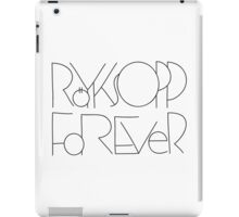 Forever (1) iPad Case/Skin