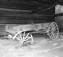 old wagon by mckee81