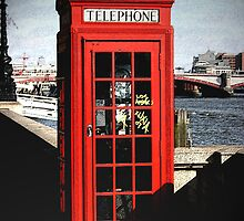 London Calling by John Michael Sudol