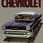 Chevrolet by Mike Pesseackey (crimsontideguy)