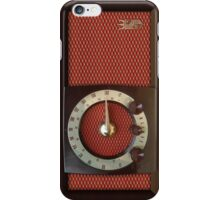 Vintage Sounds I iPhone Case/Skin