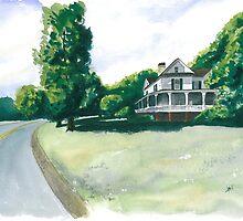 Coleridge House by Anthony Billings