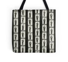 Chaplins Contacts Tote Bag