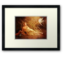 The Visit Framed Print