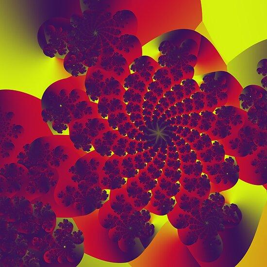 Floral Evolution 003.10.1.g4 by Dr. Vinod Chauhan