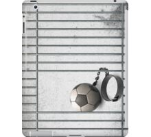 Soccer Prisoner iPad Case/Skin