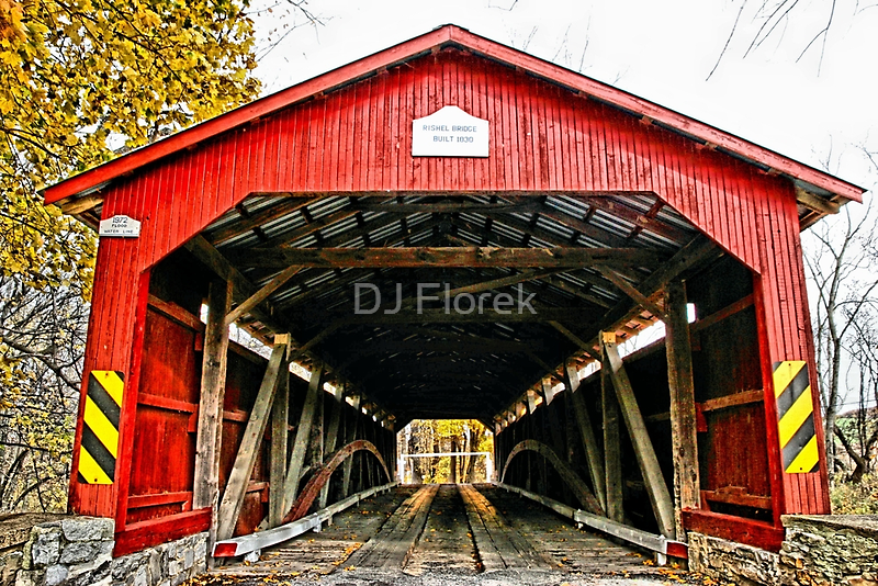 Rishel Bridge by DJ Florek
