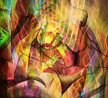 Cosmic mother 4 by helene
