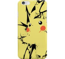 Pikachu Trio iPhone Case/Skin