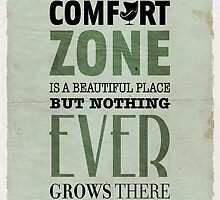 The Comfort Zone by HenryWine
