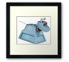 Woof Doctor Woof Framed Print