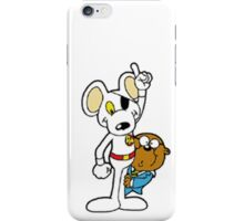 DangerMouse and Penfold iPhone Case/Skin