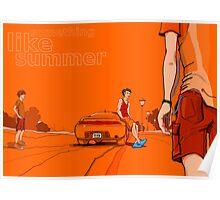 Something Like Summer Poster