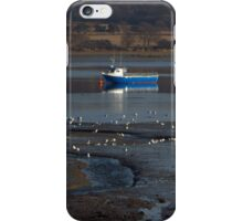 The Blue Boat, The Strand, Wherstead iPhone Case/Skin