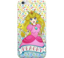 What a Peach iPhone Case/Skin