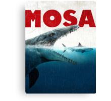 MOSA Canvas Print