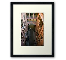 Colossal Miniature Framed Print