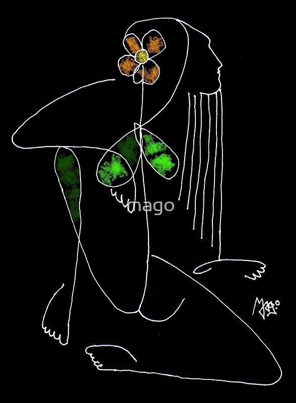 You, My Garden-Digital  by mago
