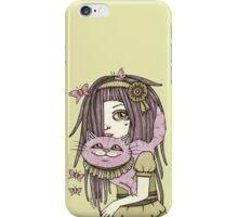 Six Impossible Things iPhone Case/Skin
