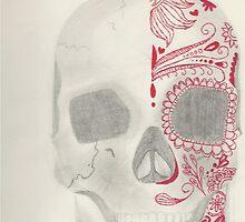 Sugar Skull by charliecites