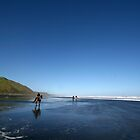 Ruapuke Beach by Mike Calder