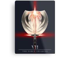 The Force Awakens Metal Print
