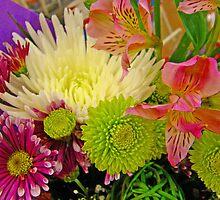 corner Store Flowers #1 by marchello