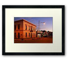 Beechworth Framed Print