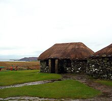 Isle of Skye Thatched Cottages by Andrew Ness - www.nessphotography.com