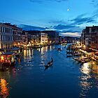 Grand canal by Mark Walker