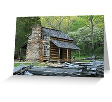 John Oliver Place III Greeting Card