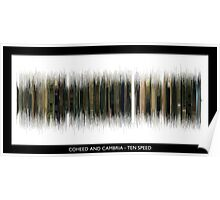 MusicDNA: Coheed & Cambria - Ten Speed Poster