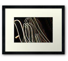 Crazy City 57 Framed Print
