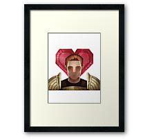 Alistair Romance Framed Print