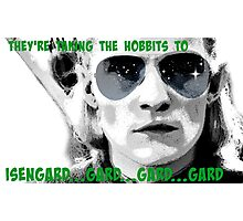 They're taking the hobbits to Isengard! Photographic Print