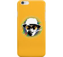 H.S.Thompson iPhone Case/Skin