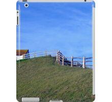 Curvy Fence.......... iPad Case/Skin