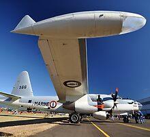 Lockheed Neptune @ Albion Park Airshow 2012 by muz2142