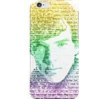 Sherlock Quote Rainbow iPhone Case/Skin