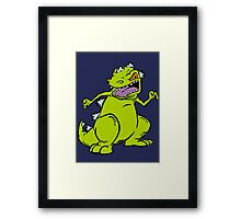 Reptar (HD) Framed Print